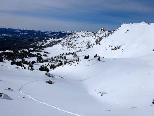 Middle Basin, Spanish Peaks
