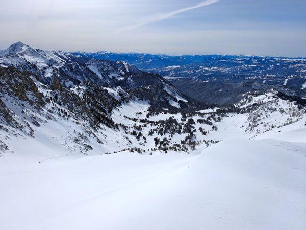 Ski Spanish Peaks, Montana