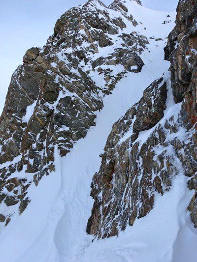 Upper Beehive Peak