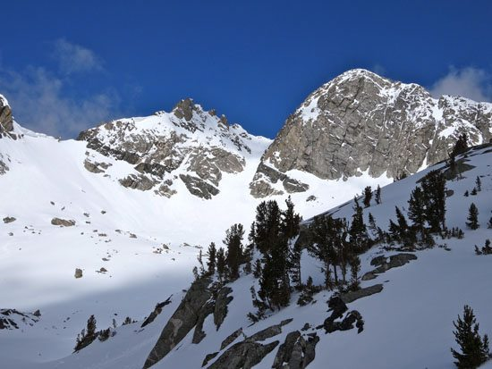 4th of July Couloir