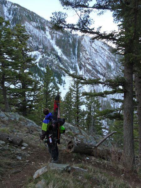 Pine Creek Drainage, Absaroka-Beartooth WIlderness