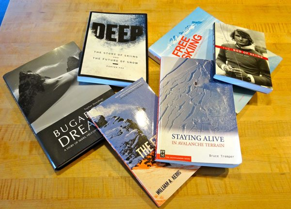 Skier's reading list