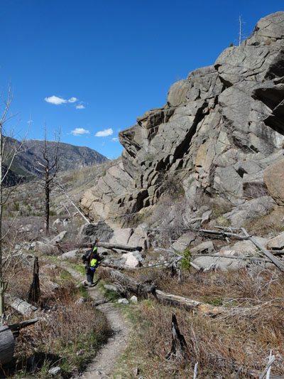 East Rosebud Trail