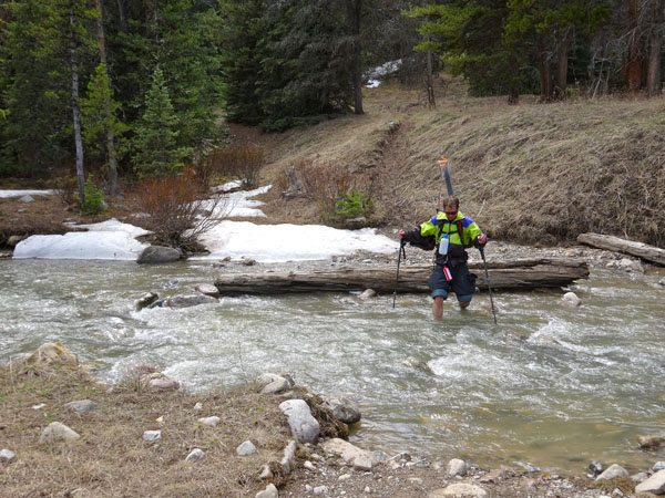 Taylor Fork River Crossing