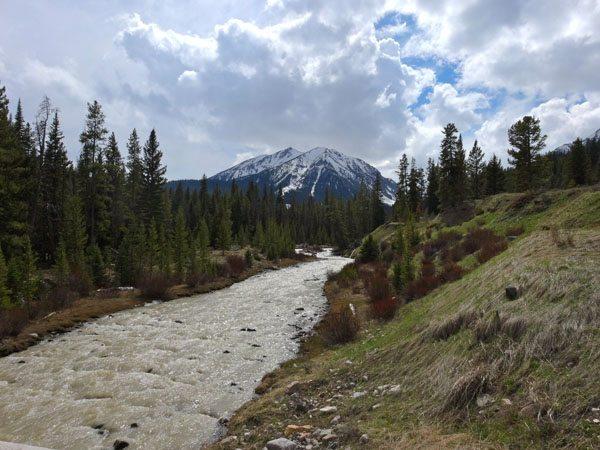 Taylor Fork, montana