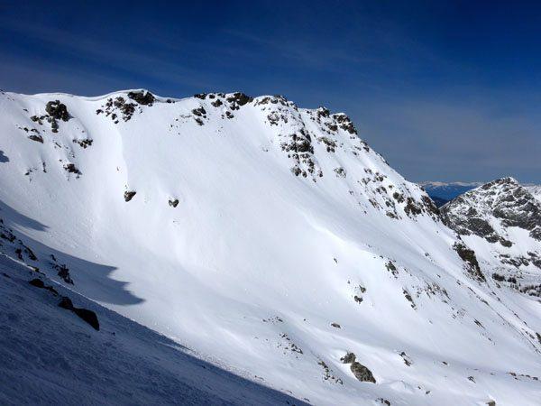 Spanish Peaks Skiing