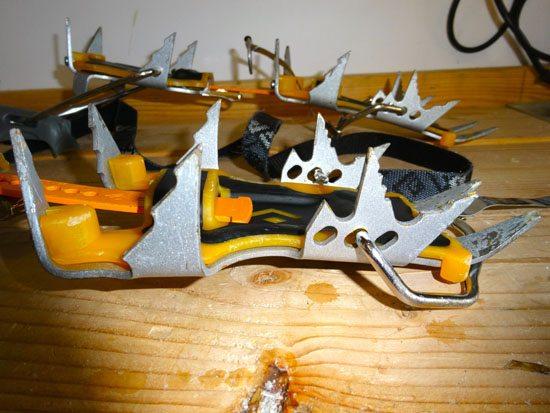 Black Diamond Sabretooth Crampon Review