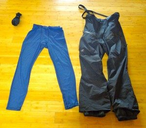 Layering for Backcountry Skiing