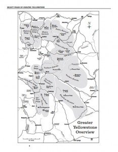 Select Peaks of the Greater Yellowstone