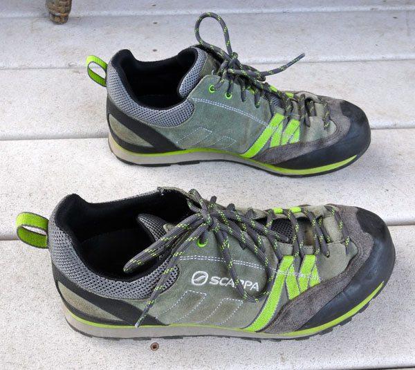 Scarpa Crux Approach Shoe Review