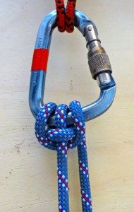 Ski Mountaineering Knots and Hitches