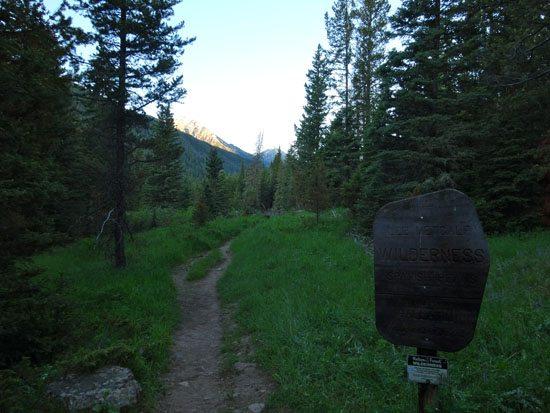 Spanish Creek Trail
