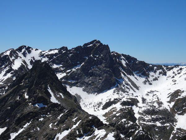 Spanish Peaks Beehive Peak