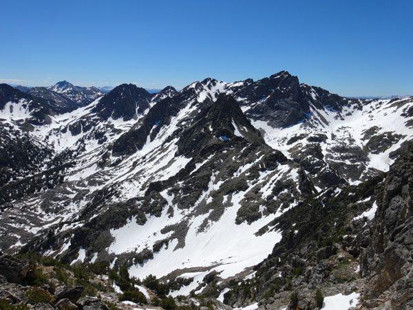 Spanish Peaks, Montana