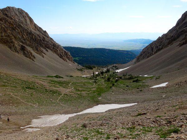 Sacagawea Pass