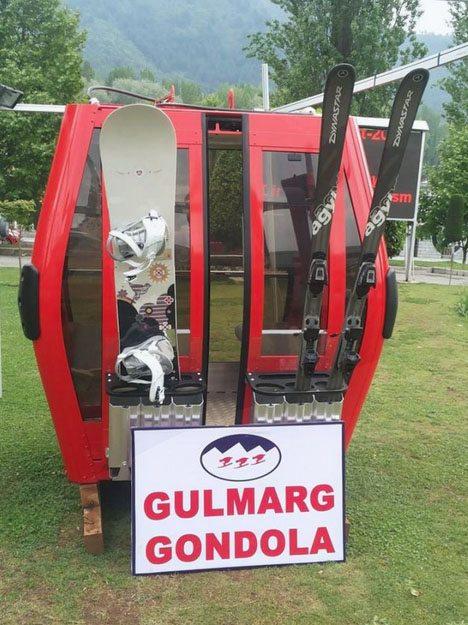 Gulmarg Gondola Upgrade