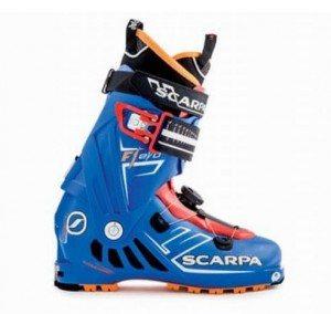Scarpa F1 Evo Ski Boot Recall