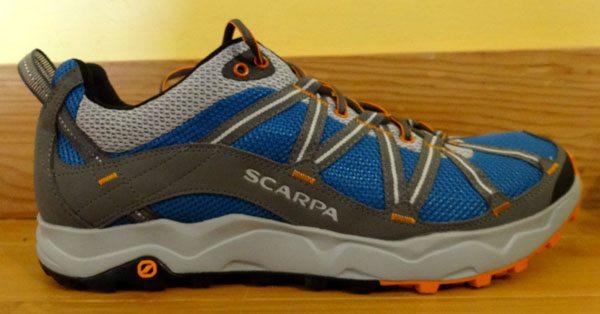 Scarpa Ignite Trail Shoe Review