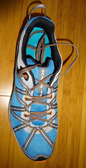 Scarpa Ignite Trail Shoe ReviewScarpa Ignite Trail Shoe Review