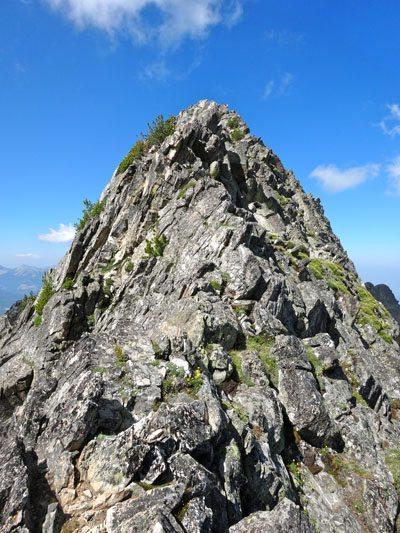 East Ridge of Beehive Peak