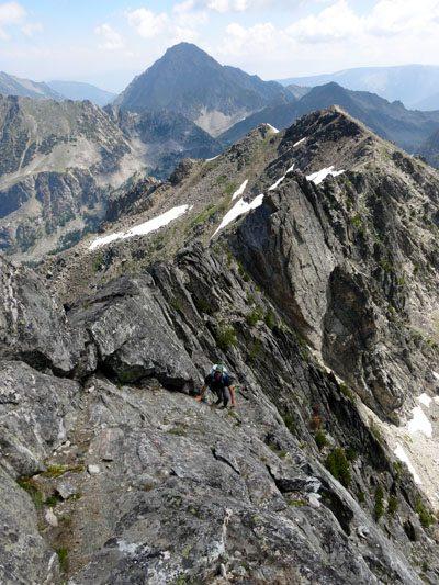 Follow The Swarm, Beehive Peak