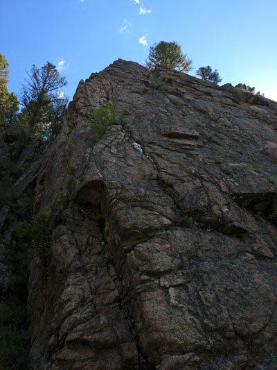 Not In Vein Climbing