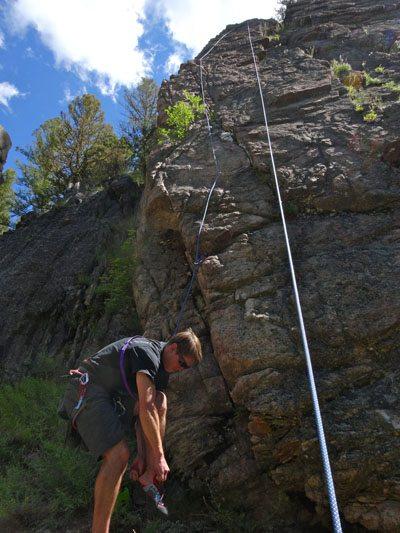 Climbing Not In Vein