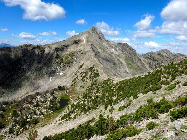 Wilson Peak, Big Sky, MT