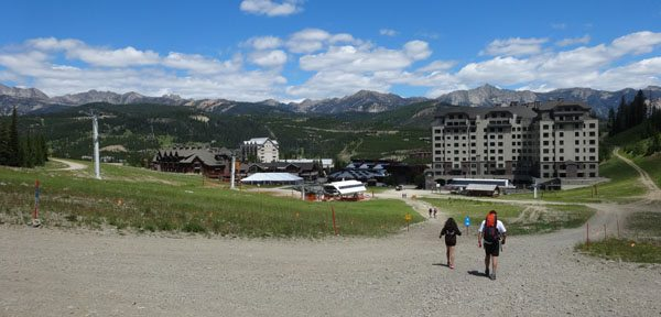 Lone Mountain, Big Sky Resort