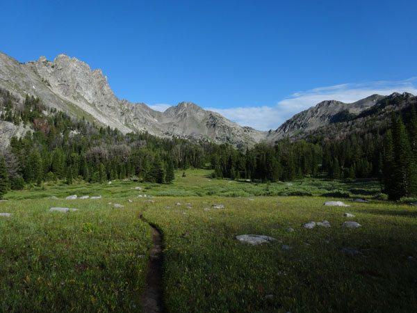 bear basin spanish peaks