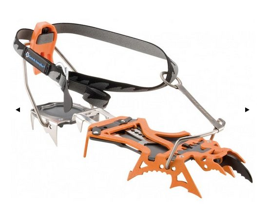 Camp Cassin Blade Runner Crampon (Image From CAMP-USA.com)