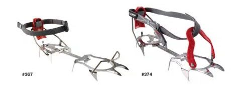 Recall: CAMP Tour Nanotech Crampons (Photo from Camp-USA.com)
