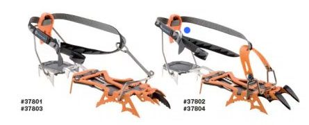 Recall: CAMP Cassin Blade Runner Crampons (Photo from Camp-USA.com)