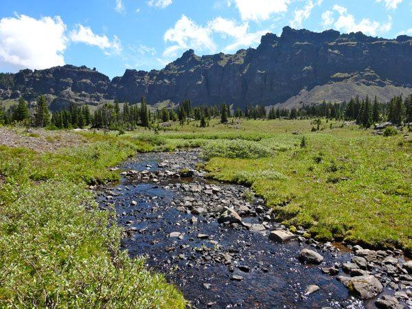 Hyalite Peak Trail