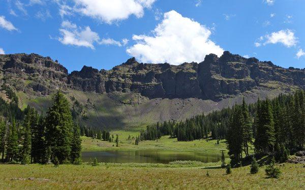 Hyalite Peak