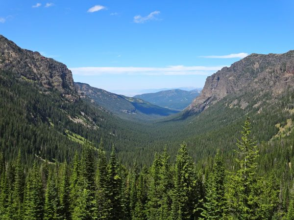 Hyalite Canyon