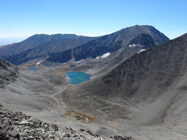 Crazy Lake and Lost Lake