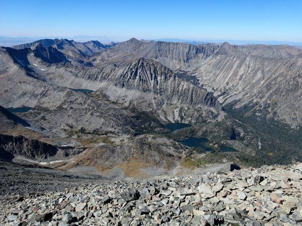 crazy mountains