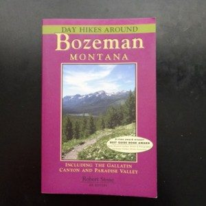 Day Hikes Around Bozeman Montana Stone