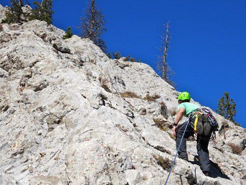 Summer of our discount tent climbing bridger
