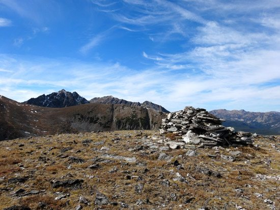 Indian Ridge Spanish Peaks