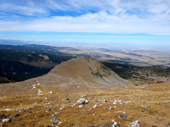 Beacon Point Spanish Peaks