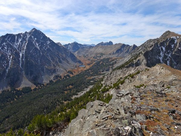 North Fork of Hellroaring Canyon