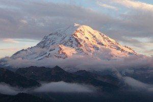 Mount Rainier Pixabay