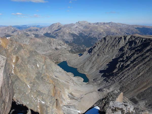 Avalanche Lake Granite Peak