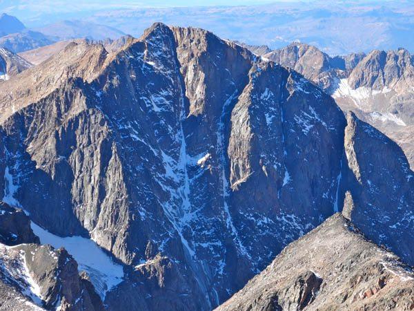 Beckey Couloir Glacier