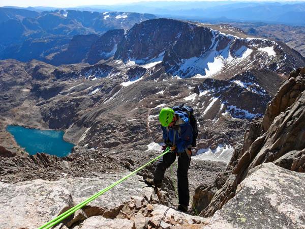 Rappel Granite Peak