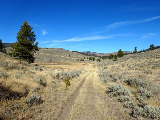 Meadow Creek Cutoff Trail
