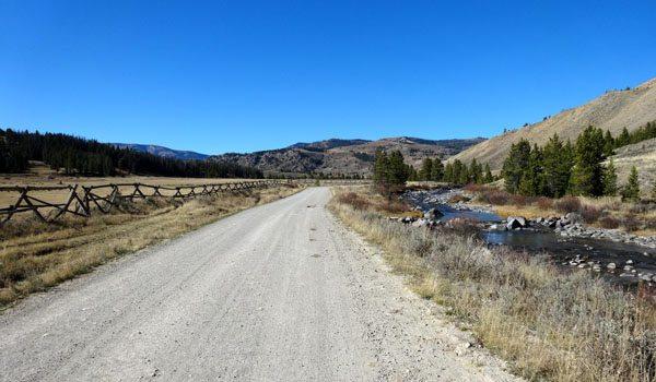 Taylor Fork Road