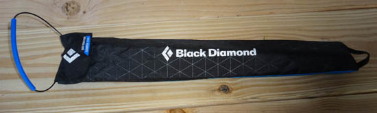 Black Diamond QuickDraw Carbon Avalanche Probe